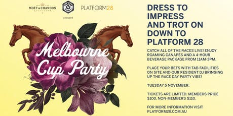 Melbourne Cup Party!  tickets