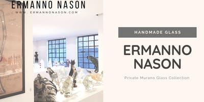 ERMANNO NASON | Murano Glass Private Collection
