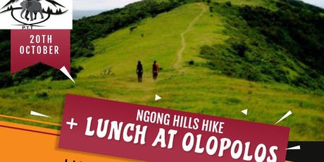 NGONG HILLS HIKE AND LUNCH AT OLEPOLOS  tickets