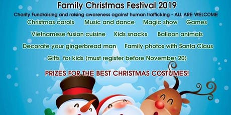 Better Futures For Kids Family Christmas Festival 2019 tickets