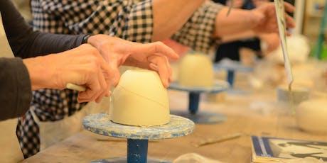 Porcelain Workshop for Adults tickets