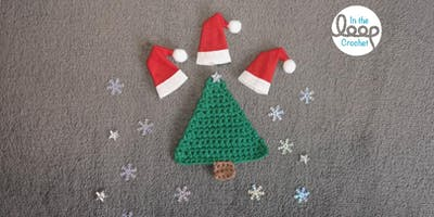Learn To Crochet - Christmas Bunting For Beginners