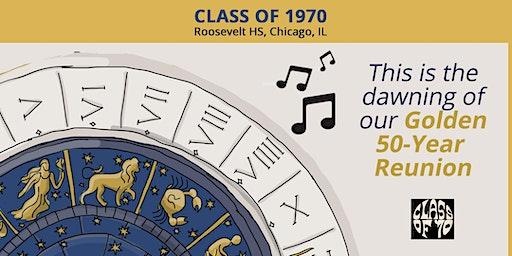 CLASS of '70, ROOSEVELT H.S. 50-YEAR REUNION