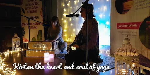 Kirtan Meditation Night
