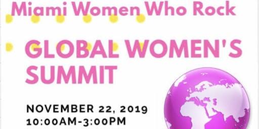 "Global Women's Summit Series ""Body, Mind & Soul"""