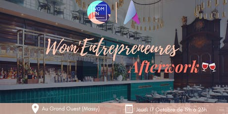 Afterwork Wom'Entrepreneures tickets