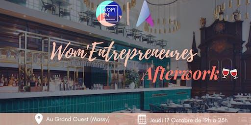 Afterwork Wom'Entrepreneures