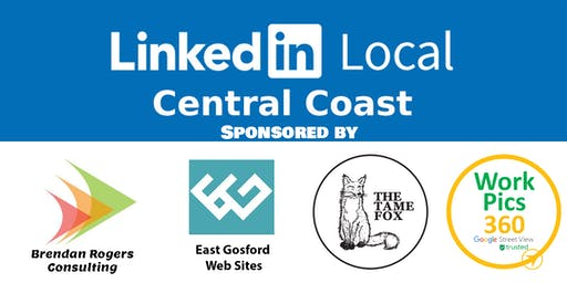 LinkedInLocal Central Coast - Monday 28th October 2019