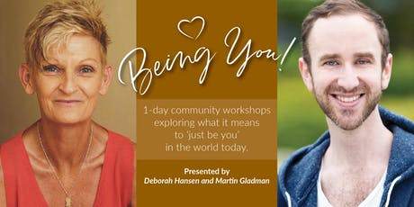 Just Be You! - 1 Day Community Workshops in Bendigo  tickets