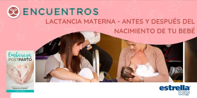 Lactancia Materna - Antes y despus del nacimiento de tu beb
