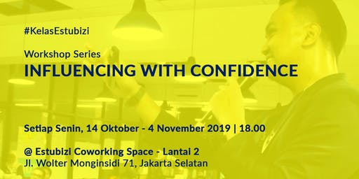 Influencing with Confidence  1.500.000 Rp