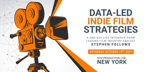 Data-Led Indie Film Strategies with Stephen Follows tickets