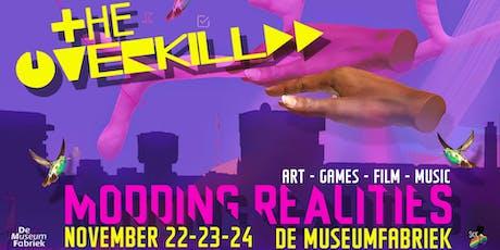 The Overkill festival 2019 Tickets