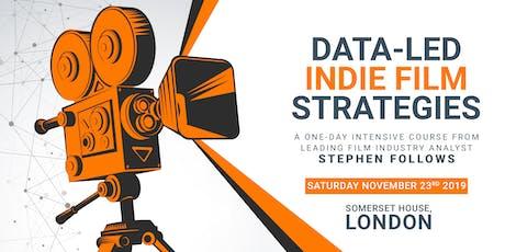 Data-Led Indie Film Strategies tickets