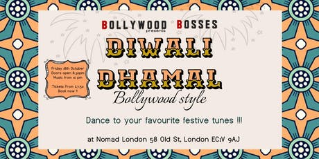 #Diwali Dhamal in London City tickets