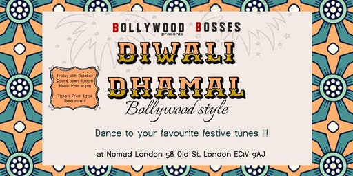 #Diwali Dhamal in London City
