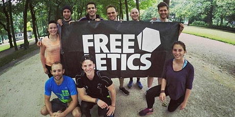 Brussels Free Sport & Social Event: Thursday Freeletics Workout billets