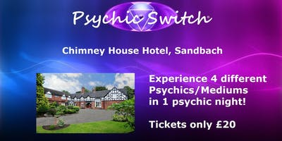 Psychic Switch - Sandbach