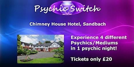 Psychic Switch - Sandbach tickets