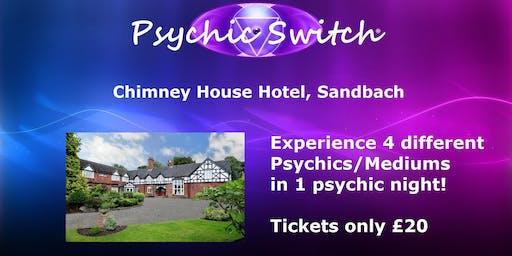 Psychic Switch - Sandbach