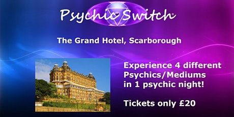 Psychic Switch - Scarborough tickets