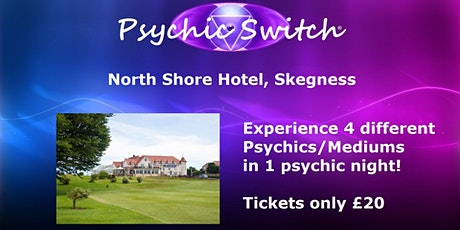 Psychic Switch - Skegness tickets