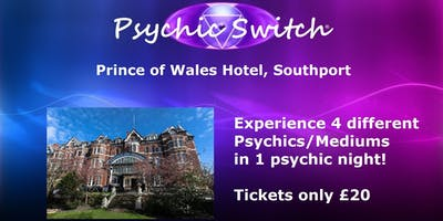 Psychic Switch - Southport