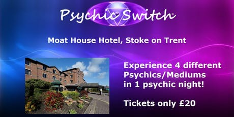 Psychic Switch - Stoke On Trent tickets