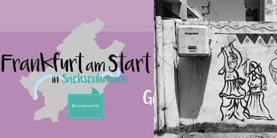 Frankfurt am Start / Indien am Ziel - Rundgang 2 Fotoausstellungen