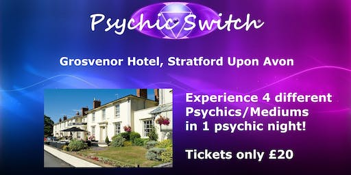 Psychic Switch - Stratford Upon Avon