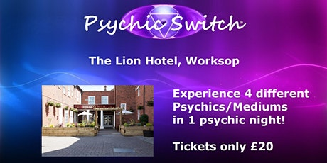 Psychic Switch - Worksop tickets