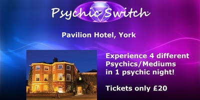 Psychic Switch - York