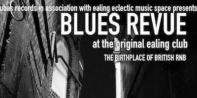 Blues Revue at the original Ealing Club