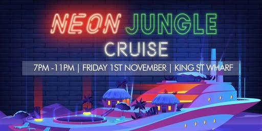 2019 Neon Jungle Cruise