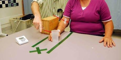 Evidence-Based Upper Limb Retraining after Stroke tickets