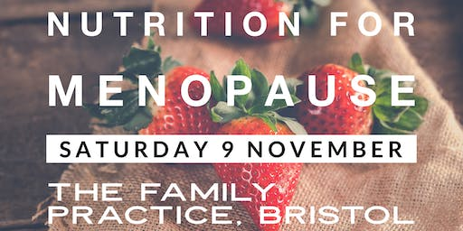Nutrition and Lifestyle for a Natural Menopause