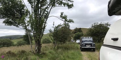 WIld Wales 4x4 Explorer Guided Tour
