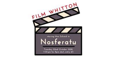 Movie night NOSFERATU