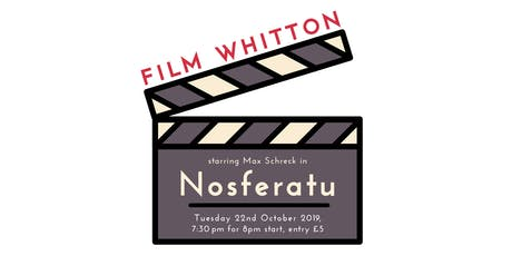 Movie night NOSFERATU tickets