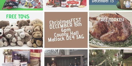 ChristmastFEST Matlock tickets