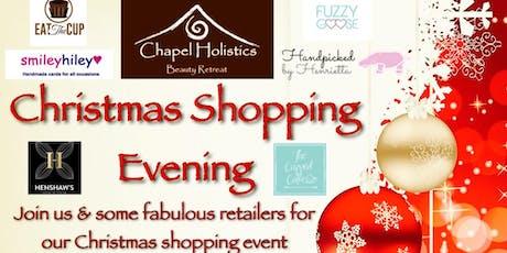 Chapel Holistics Christmas Shopping Event tickets