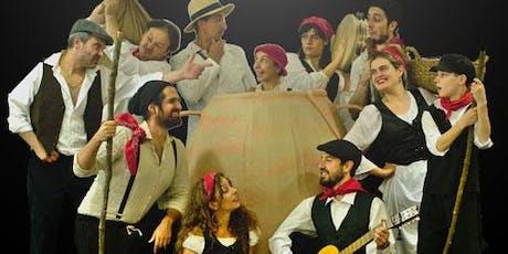 La Giara (The Oil Jar) by Luigi Pirandello – A One Act Play with Southern Italian Folk Music tickets