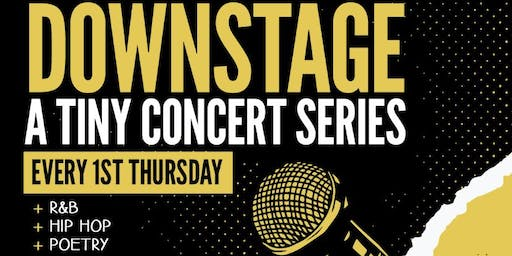 DownStage: A Tiny Concert Series