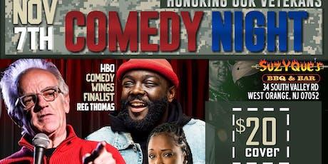 F. William Samuel and Friends presents Chocolate Thursdays Comedy Night-Season 4 tickets