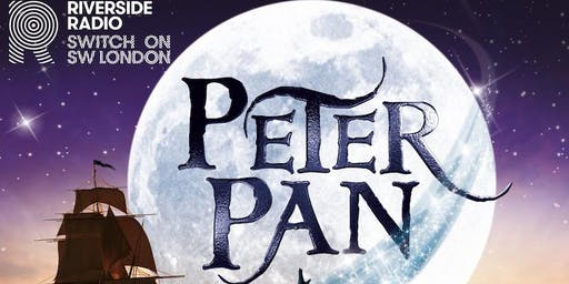 Riverside Radio presents PETER PAN and the Christmas Cracker Quiz