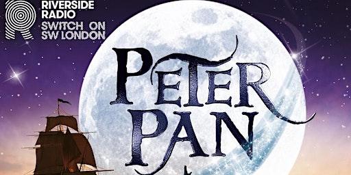 Riverside Radio presents PETER PAN and the Christmas Cracker Quiz
