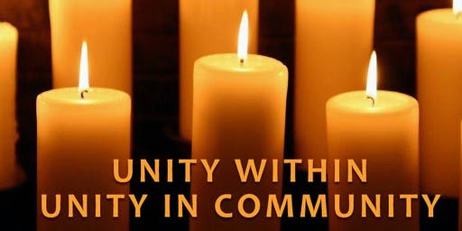 UNITY WITHIN, UNITY IN COMMUNITY