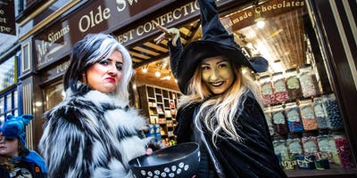 King's Lynn Halloween Spooktacular: Wicked Curses and Potions Workshop