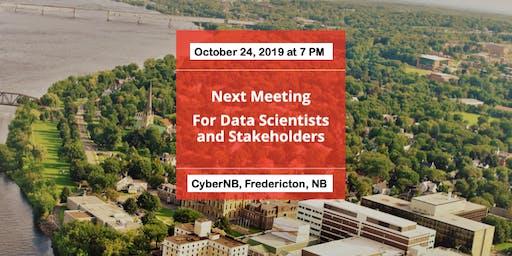 Data Science Practitioners East (DSPEast) - October Meetup