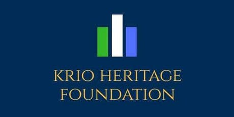 General Meeting : KRIO HERITAGE FOUNDATION (KHF) tickets